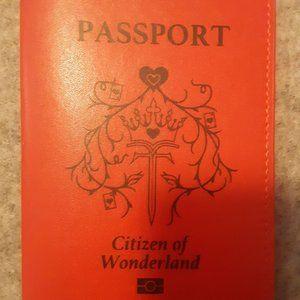 FairyLoot Accessories - FairyLoot Wonderland Passport Cover
